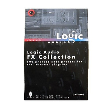 Logic Audio Fx Collection with CDROM (9783934903302)