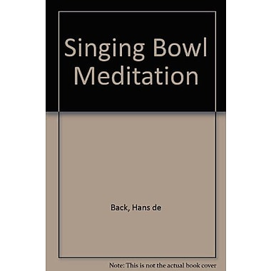 Singing Bowls Package with audio CD (9789074597302)