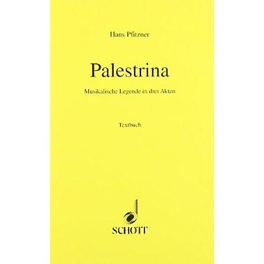 PALESTRINA LIBRETTO (GERMAN) (9783795736507)