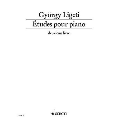 Etudes pour Piano - Volume 2 (Schott), Used Book (9790001120470)