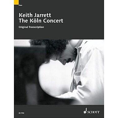 The Koln Concert: Original Transcription, New Book (9783795795191)