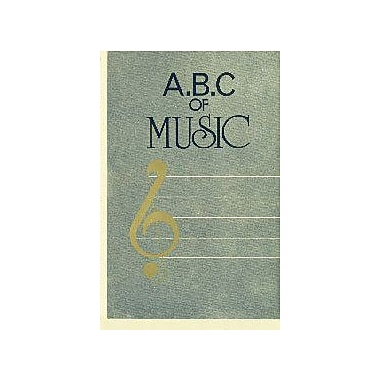 ABC of Music: Introduction to Hindustani Music (9788185199412)