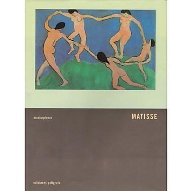 Matisse (Masterpieces Collection), Used Book (9788434310728)