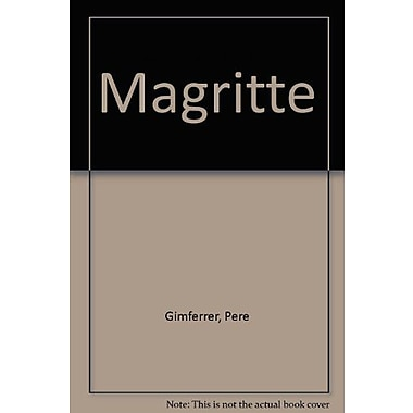Magritte, Used Book (9788434304987)