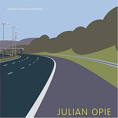 Julian Opie (German Edition), Used Book (9783936711455)