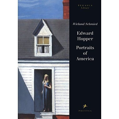 Edward Hopper: Portraits of America (Pegasus Library), Used Book (9783791314853)