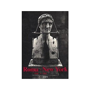 Rome-New York, 1948-64: An Art Exploration, Used Book (9788886158428)