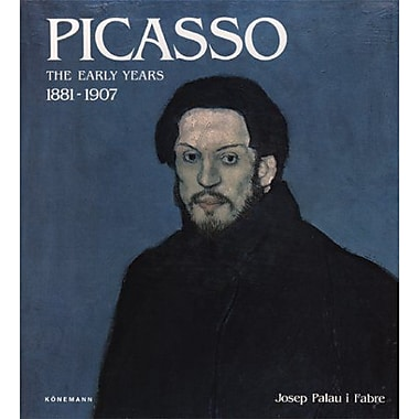 Picasso: The Early Years (1881-1907), Used Book (9788434304475)