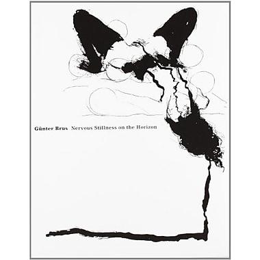 Gunter Brus: Nervous Stillness on the Horizon, Used Book (9788496540194)