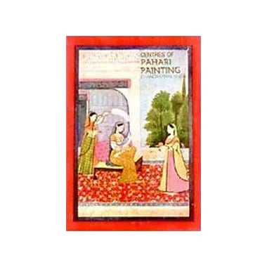 Centres of Pahari Paintings, Used Book (9788170171553)