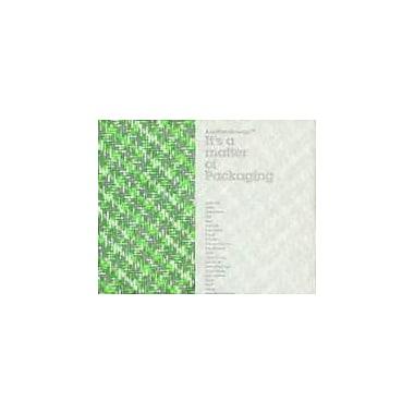 It's a Matter of Packaging: Mini (Amatterofdesign): Mini (Amatterofdesign), Used Book (9788496309814)