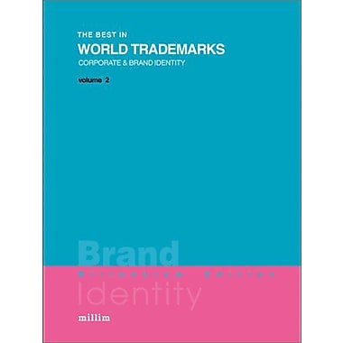 Best In World Trademarks 2: Brand Identity - Millenium Edition, Used Book (9788995119822)