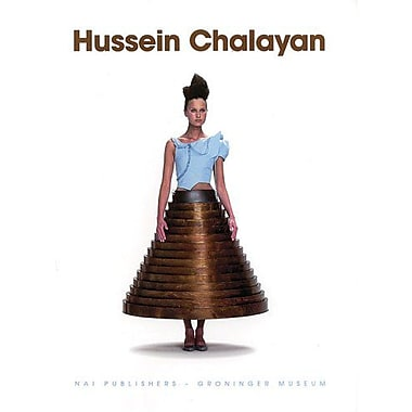 Hussein Chalayan, New Book (9789056624439)
