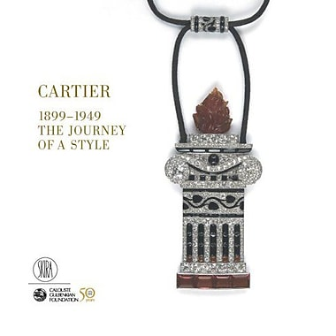 Cartier 1899-1949: The Journey of a Style, New Book (9788861300262)