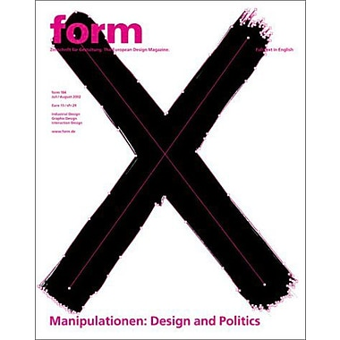 form 184 Politics, Used Book (9783936560053)
