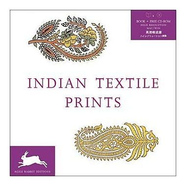 Indian Textile Prints (Agile Rabbit Editions), New Book (9789057680090)