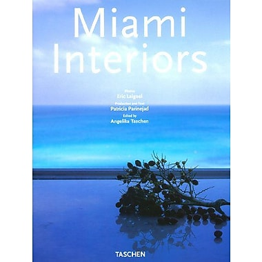 Miami Interiors, New Book (9783822816554)