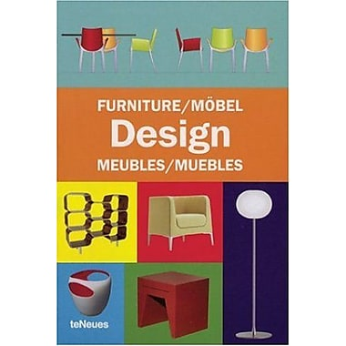 Furniture Design/Mobel Design/Design de Meubles/Muebles de Diseno (teNeus tools series) (9783823855750)