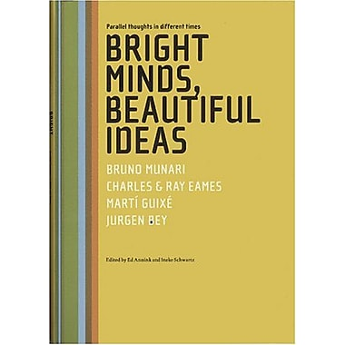 Bright Minds, Beautiful Ideas: Parallel Thoughts in Different Times, Used Book (9789063690625)