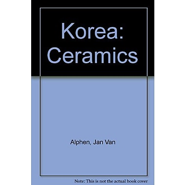 Korea: Keramiek/Ceramics, New Book (9789053490549)