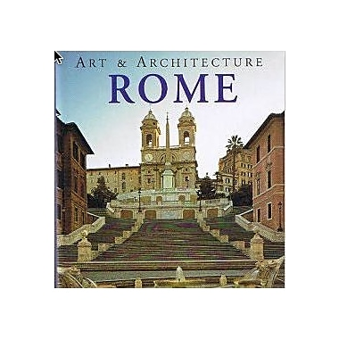 Art & Architecture Rome and the Vatican City, New Book (9783829031097)