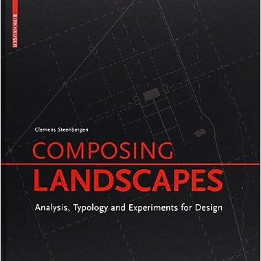 Composing Landscapes, New Book (9783764387822)