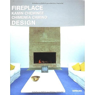 Fireplace Design, New Book (9783832790356)