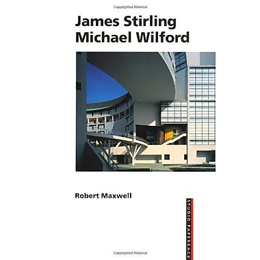 James Stirling, Michael Wilford (Studio Paperback) (English and German Edition), New Book (9783764352912)