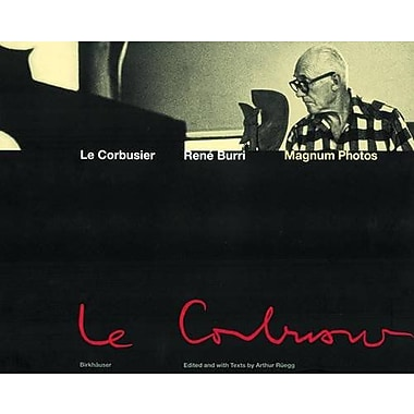 Le Corbusier: Moments in the Life (German and English Edition), New Book (9783764359997)
