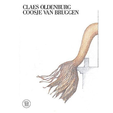 Claes Oldenburg, Coosje Van Bruggen, New Book (9788881185214)