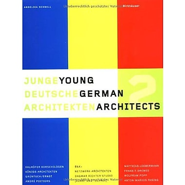 Young German Architects II (9783764358655)