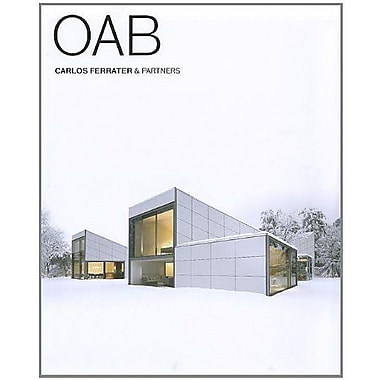 OAB: Carlos Ferrater and Partners (Spanish Ed) (Spanish Edition) (9788496954540)