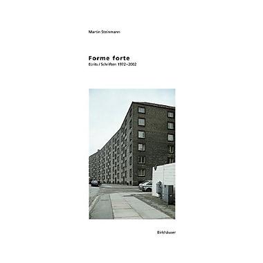 Martin Steinmann Forme forte (9783764367930)