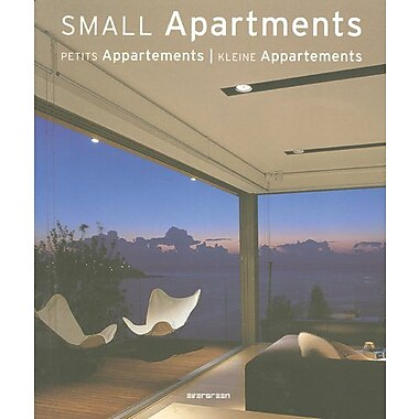 Small Apartments (Evergreen Series), New Book (9783822841785)