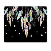 OTM Prints Black Mouse Pad, Dream Catcher Color