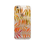 OTM Essentials Artist Prints Clear Phone Case for iPhone 6/6s, Bamboo Leaves Autumn (OP-IP6V1CLR-ART01-11)