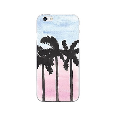 OTM Prints Clear Phone Case, Tropics Gone Relaxed, iPhone 7/7S (OP-IP7V1CG-A-18)