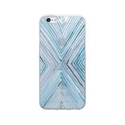 OTM Essentials Artist Prints Clear Phone Case for iPhone 6/6s, X Water (OP-IP6V1CLR-ART01-02)