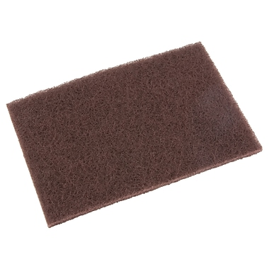 Briterite Maroon General Purpose Pads, 6