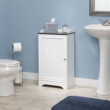 Sauder Caraway Floor Cabinet, Soft White