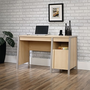 Sauder Affinity Office Desk, Urban Ash