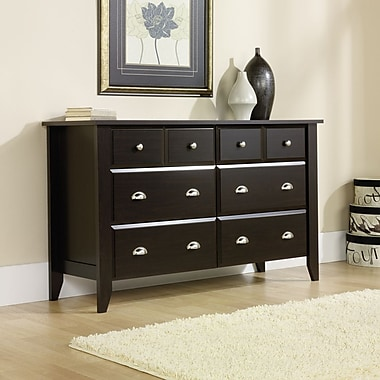 Commode Shoal Creek, fini bois Jamocha
