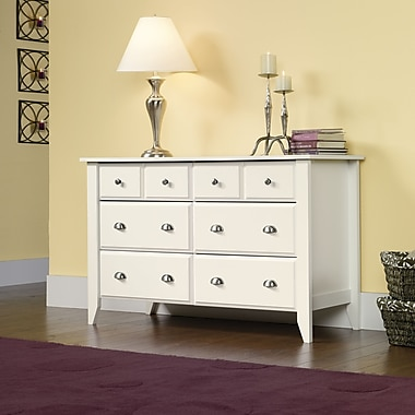 Commode Shoal Creek, blanc doux