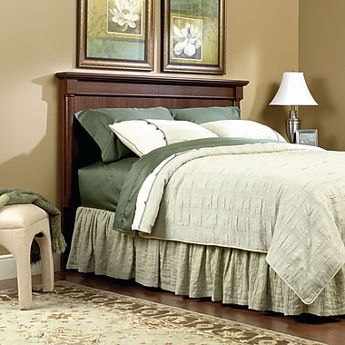 Sauder Palladia Full/Queen Headboard, Select Cherry