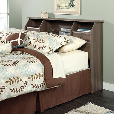 Tête de lit bibliothèque Shoal Creek pour lit double/grand lit, frêne Diamond