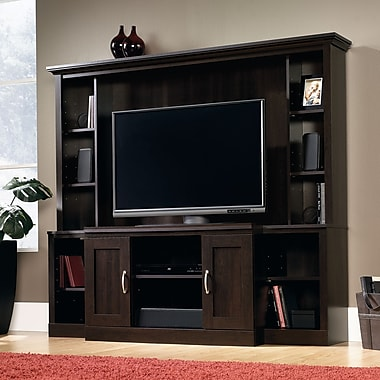 Sauder Home Theater, Cinnamon Cherry