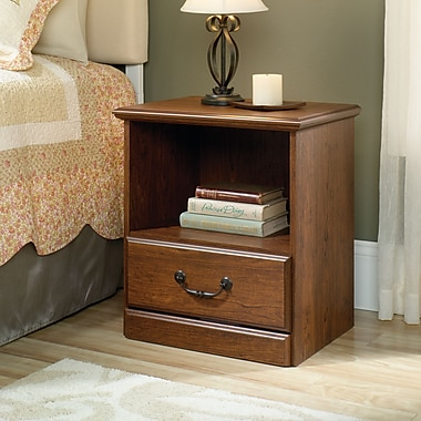 Sauder Orchard Hills Night Stand, Milled Cherry