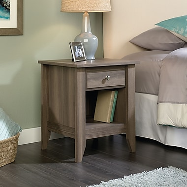 Sauder Shoal Creek Night Stand, Diamond Ash
