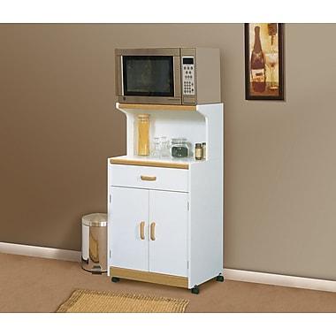 Sauder Universal Oven Cart, Soft White