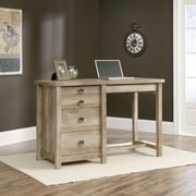 Sauder Cannery Bridge Work Table, Lintel Oak